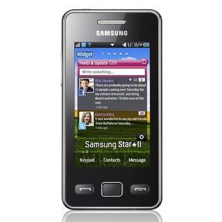 Samsung Star ll S5260 GSM Unlocked Touchscreen Cell Phone