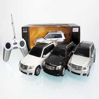 24 Scale Mercedes Benz GLK Class Radio Control Car