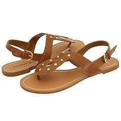 Madden Girl Tycoon Tan Paris Sandals