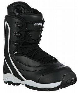 Kemper Faktor Mens Black Snowboard Boots