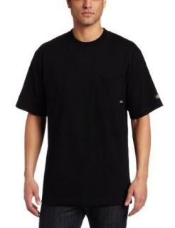 Dickies Mens Short Sleeve Pocket T Shirt With Moisture