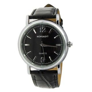 Monument Mens Analog Watch