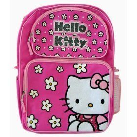 Sanrio Hello Kitty School Backpack  Full size (PINK