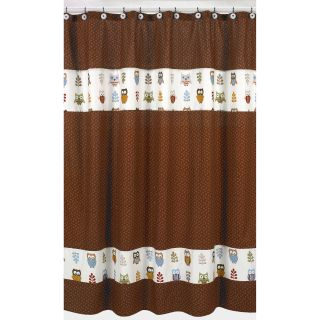 Owl Kids Shower Curtain Today: $39.49 3.0 (1 reviews)