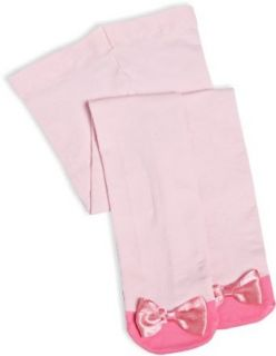 Trumpette Baby girls Infant Lucy Tights, Pink, Medium