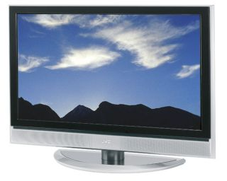 JVC LT 40X776 40 inch HDTV LCD Television (Refurbished)