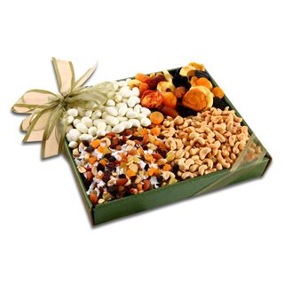 Alder Creek Fruit and Nut Tray Gift Basket