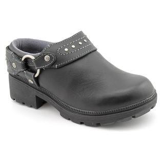 Harley Davidson Womens Trixi Leather Dress Shoes (Size 5