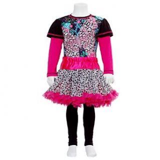 GiGi Baby Toddler Little Girls Size 12M 6X Black Butterfly