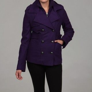 Sean John Womens Pea Coat FINAL SALE