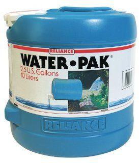 Reliance Products Water Pak 2.5 Gallon Barrel Shaped Rigid
