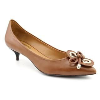 Elie Tahari Womens Juliette Pump Leather Dress Shoes (Size 8.5