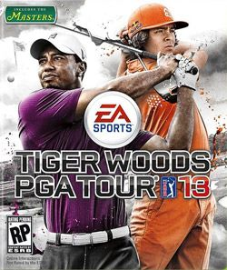 Tiger Woods PGA Tour 13 from