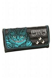 Disneys Alice in Wonderland   Cheshire Cat Wallet