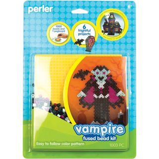 Perler Fun Fusion Bead Vampire Activity Kit