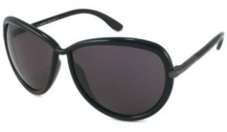 Tom Ford Sunglasses   Sabrina / Frame Black Lens Gray