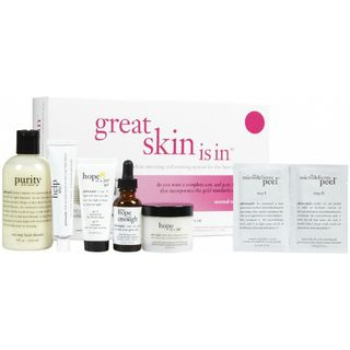 Philosophy Great Skin 5 piece Skin Care System Kit