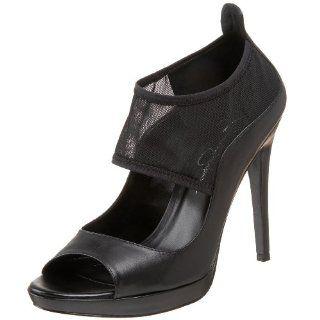 Jessica Simpson Womens Cesare Pump,Black,9.5 M US Shoes