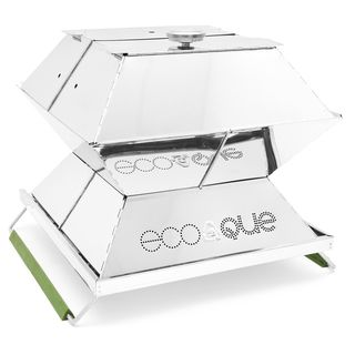 EcoQue 15 inch Portable Stainless Steel Grill