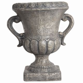 SomerTile Mediterranean Stoneware 13x16 inch Roma Planter