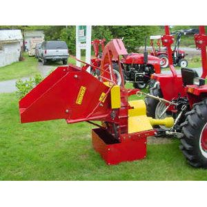 inch PTO Driven Wood Chipper for 18 45HP Tractor