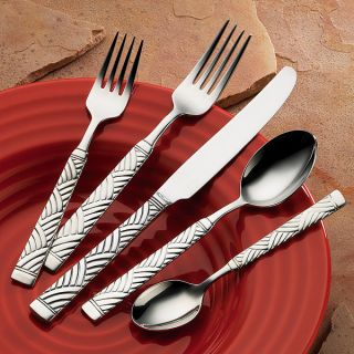 Siena 18/10 Stainless Steel 20 piece Flatware Set