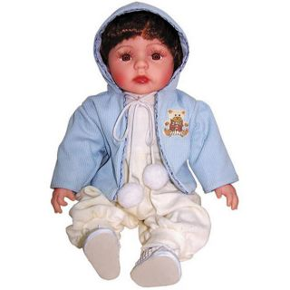 Traditions 20 inch Bobby Collectible Doll