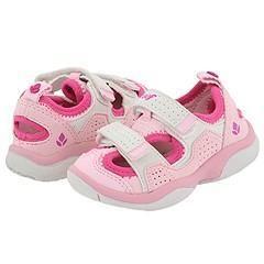 Reef Kids Lil Trekker Girls (Infant/Toddler/Youth) Light Pink/Grey