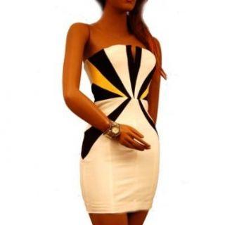 New Sexy Cocktail Eva Longoria s Mini White Dress (Medium