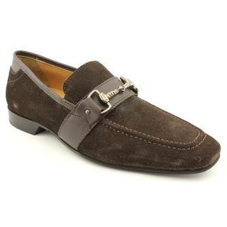 Giorgio Brutini Mens 24979 Regular Suede Dress Shoes