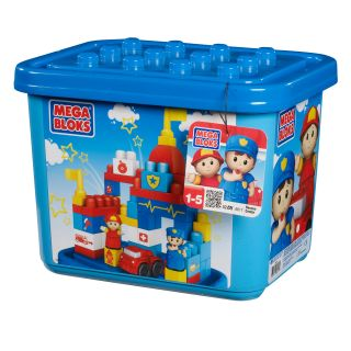 Mega Bloks Medium Tub Town Rescue Center