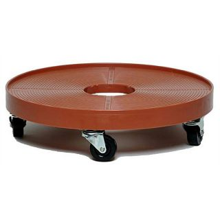 Terra Cotta 16 inch Plant Dolly