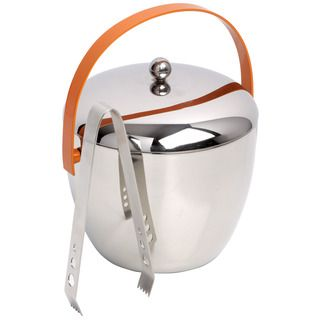 Royal Doulton Pop In For Drinks Stainless Steel Ice Bucket with