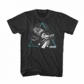 Linkin Park   Snake Mens T Shirt In Black Clothing
