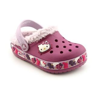 Crocs Girls Crocband Mammoth Hello Kitty Birds & Bunnies Man Made