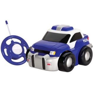 Kid Galaxy My First RC Gogo Police Car Today $19.49 5.0 (2 reviews