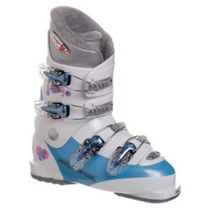 Rossignol Fun Girl J4 Girls Ski Boots   Size 23.5   US 6
