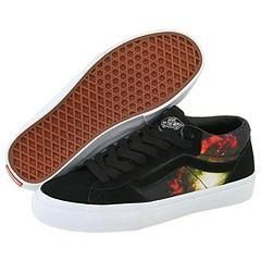 Vans La Cripta Dos Mid (Galactic Death) Black Athletic