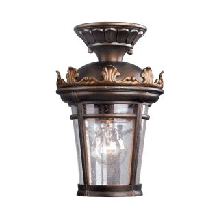 Standish 1 light Legacy Bronze Wall mount Fixture