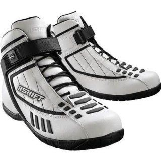 Shift Racing Fuel Street Shoes   10/White    Automotive