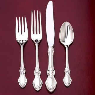 Reed & Barton Old Virginia 52 piece Sterling Silver Flatware
