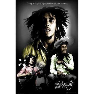 , Bob Marley, (Dimension  Maxi 61 x 91.5cm)… Voir la présentation