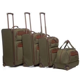 Tommy Bahama Retreat II Paradise Island 4 piece Luggage Set