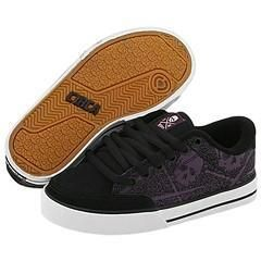 Circa Kids Lopez 50K (Toddler/Youth) Purple/Black/Carson Skull