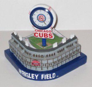 Chicago Cubs MLB Wrigley Field Stadium Replica Desk Clock