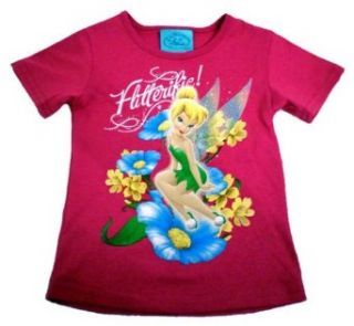 Disney Tinkerbell Size 2T T Shirt; Officially Licensed