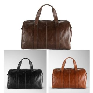 Fossil Jackson Oil tanned Leather Duffel
