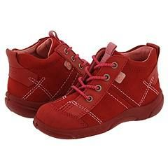 Ecco Kids Explorer Cherry Red Boots   Size 5.5 T