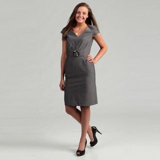 Tahari Womens Sheath Dress