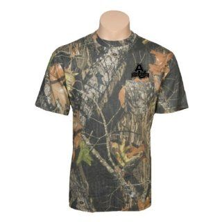 American Red Head/Mossy Oak Camo T Shirt, X Large, AU Tone